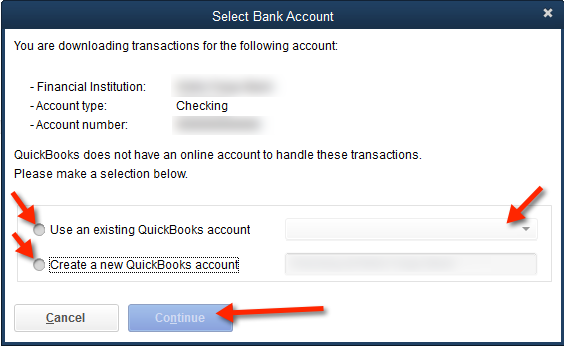 quickbooks-import-webconnect-file-choose-account