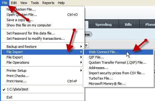 qfx to pdf converter free