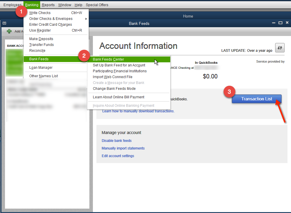 review-imported-transactions-in-quickbooks-banking-feeds-center